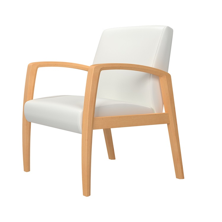 Ideon Aviera Wood Guest Chair