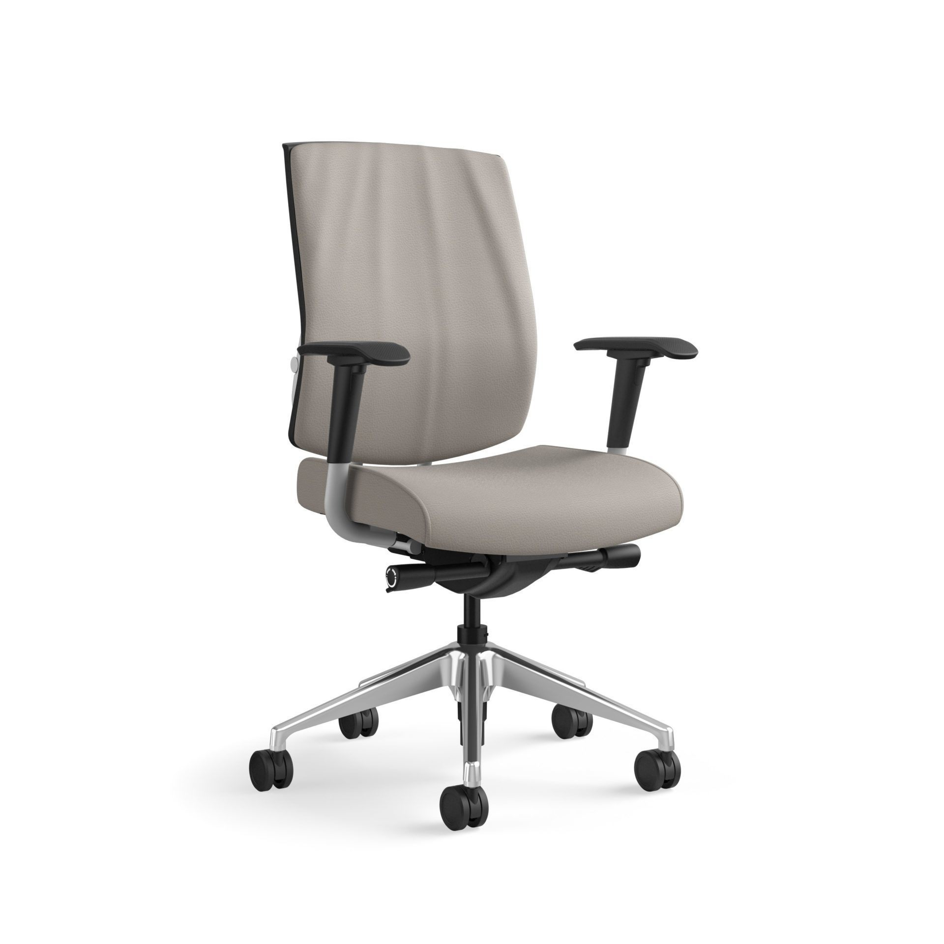 SitOnIt Focus Work Upholstered Back Task Chair