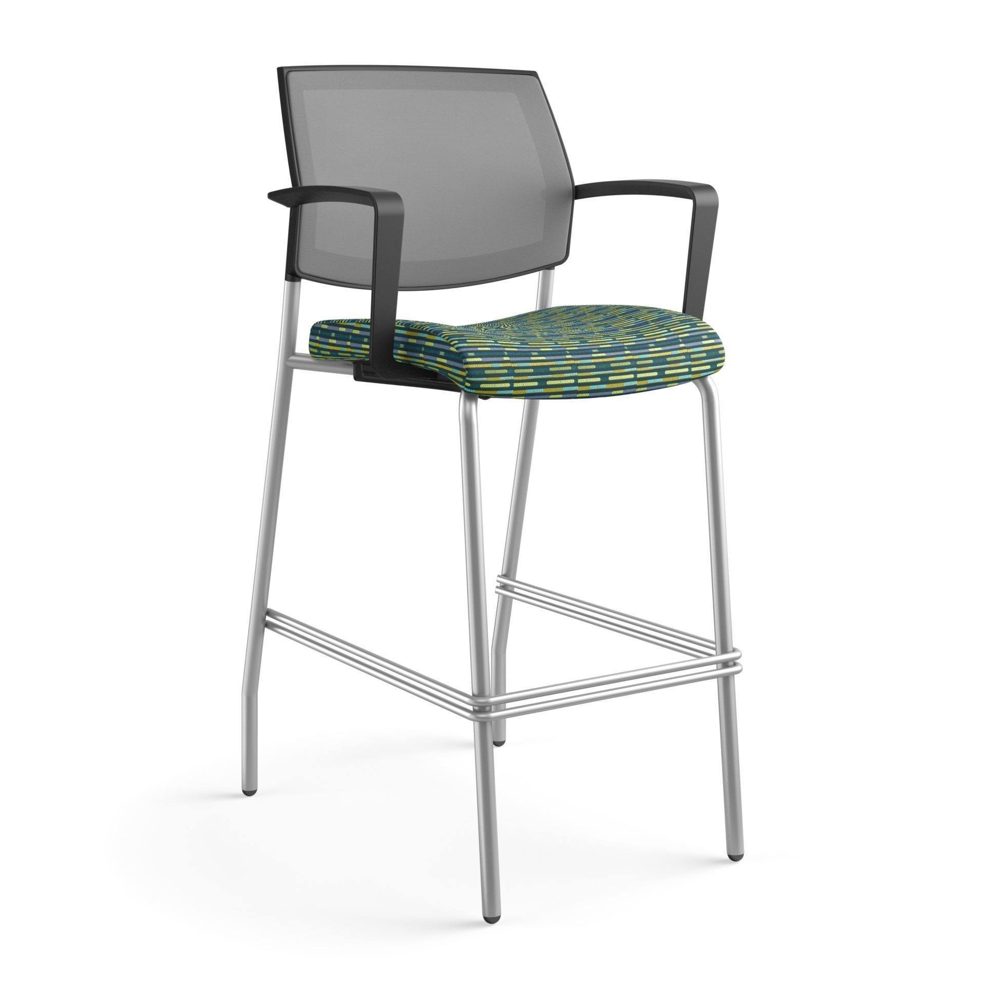 SitOnIt Focus Mesh Back Cafe Stool
