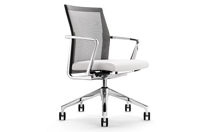 Stylex Sava Mesh Back Conference Chair