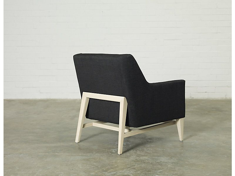 HBF Trestle Lounge Chair