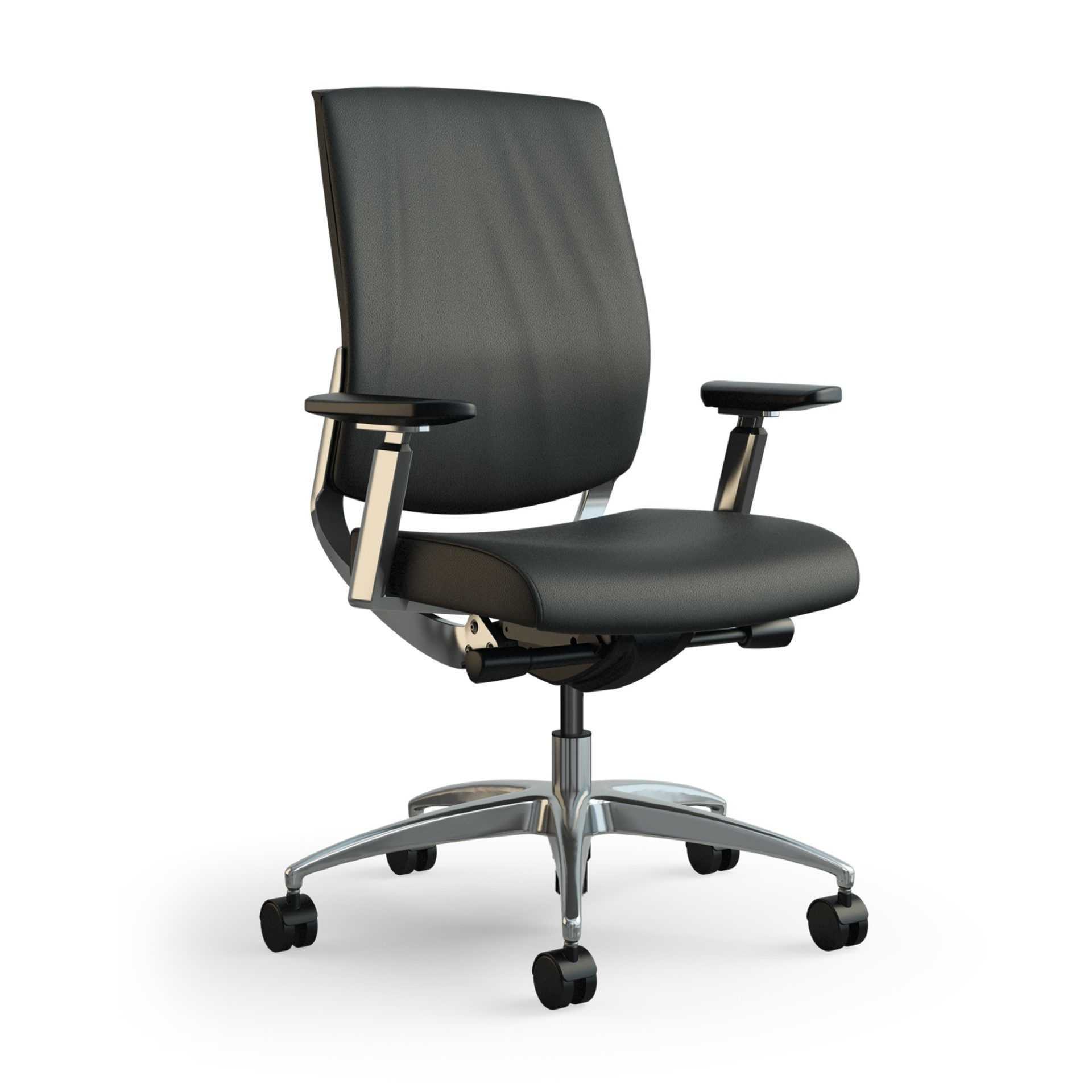 SitOnIt Focus Executive Upholstered Back Task Chair