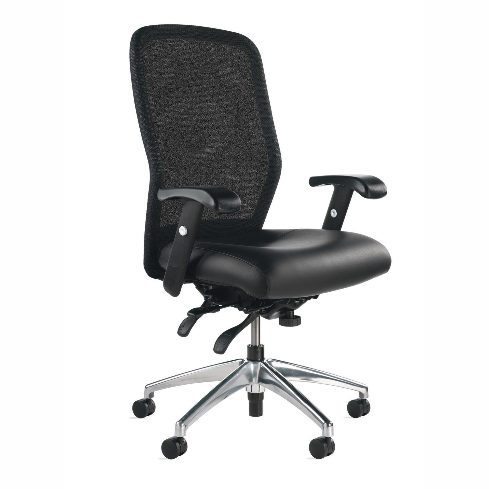 SitOnIt Leader Knit Back Task Chair